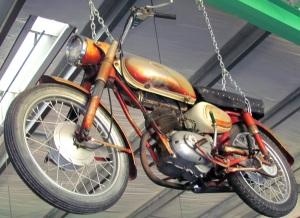1967 Montgomery Ward 125 cc
